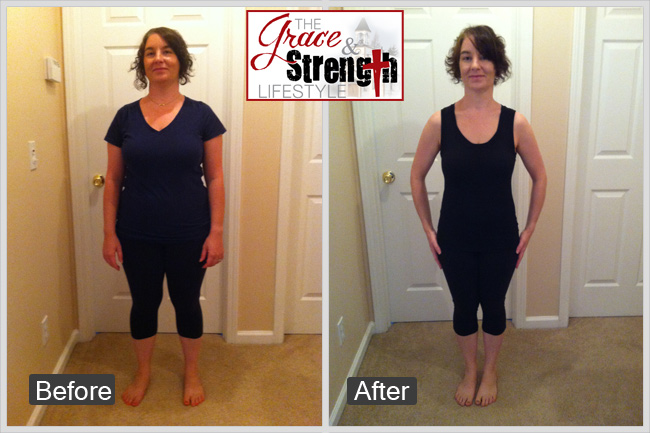 Weight Loss Success Story - Amanda Griswold - Grace and