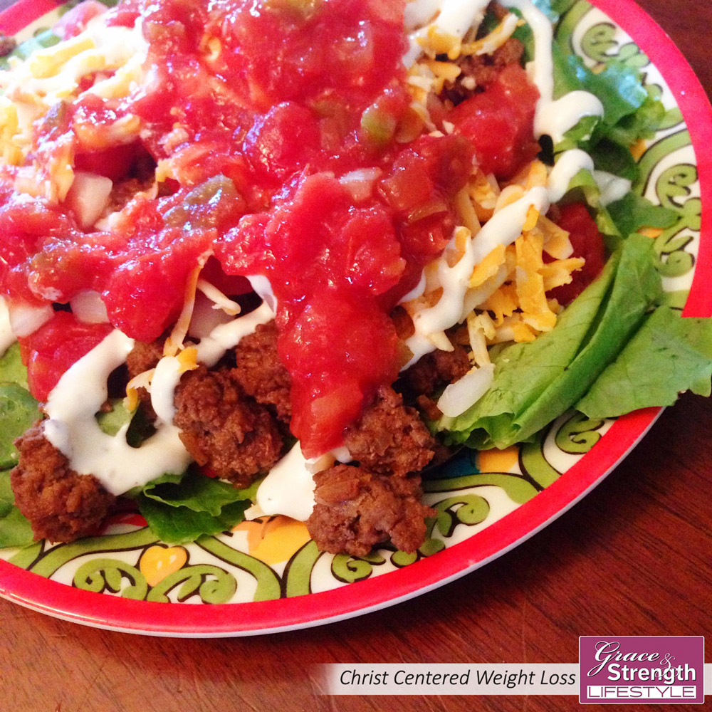 Healthy-Simple-Taco-Salad-Grace-and-Strength-Christian-Weight-Loss-Program-01