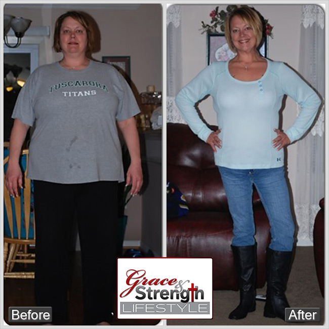 Shelli Cornwell lost 100 pounds - before and after