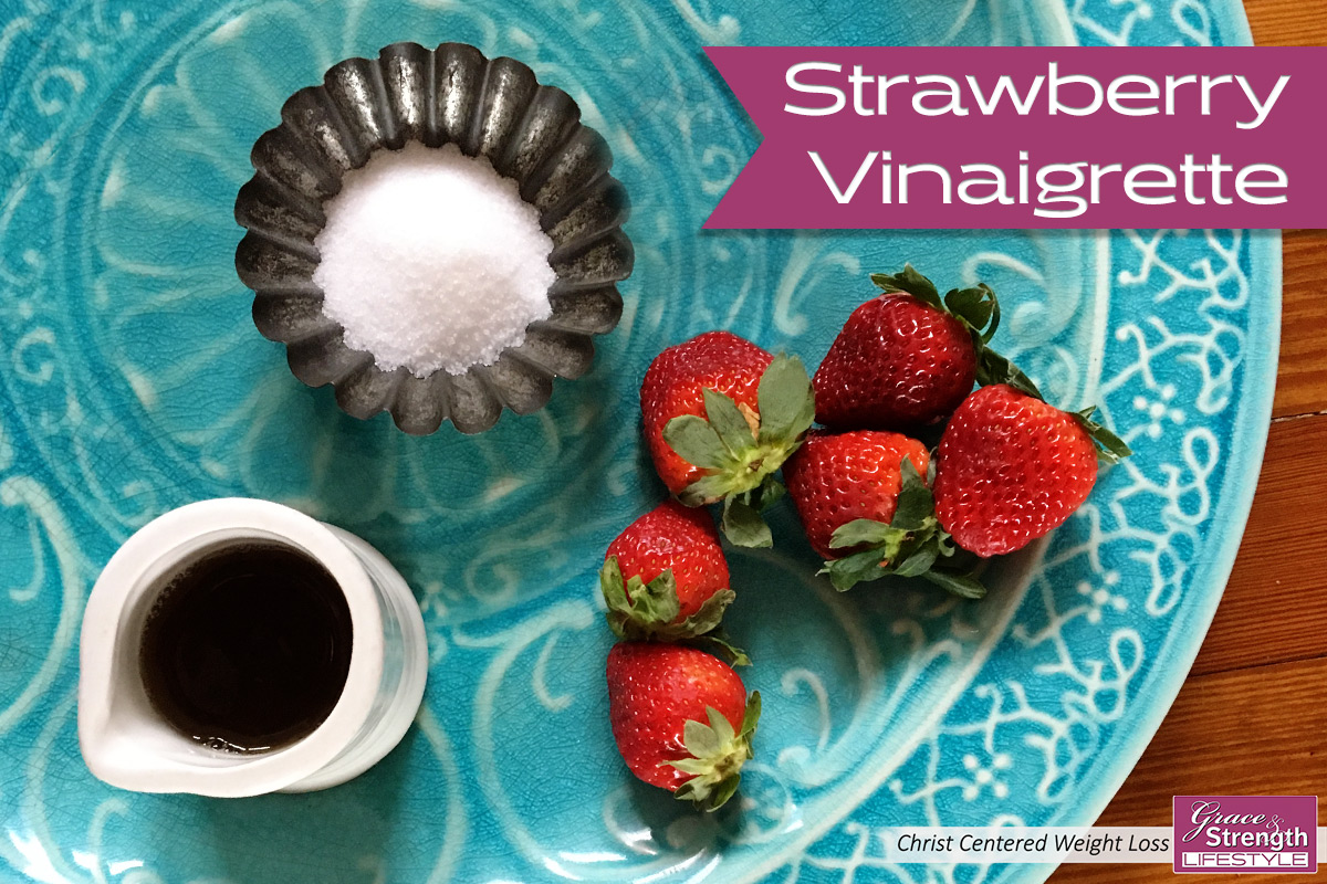 Strawberry-Vinaigrette